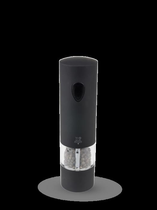 Мельница Onyx Peugeot для перца, электрическая, на бат., софт тач, 20 см