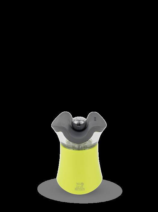 Мельница для перца и солонка 2-в-1 Pep's Peugeot, 8см, зеленый, акрил