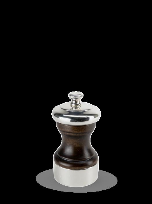 Мельница Palace Peugeot для перца, 10 см, серебро, в подарочной коробке