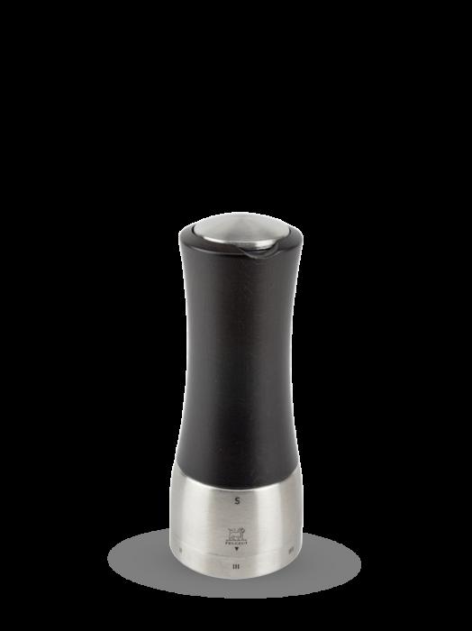 Мельница Madras Peugeot для соли, 16 см, шоколад матовый
